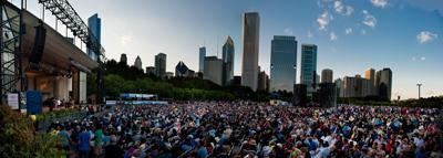 Setlist / Stream / Download: Miles Davis @ Petrillo Music Shell, Chicago Jazz Festival 8/20/90