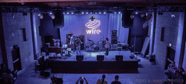 A Peek Inside Wire With Mr. Blotto: Photos, Music From 10/5/13