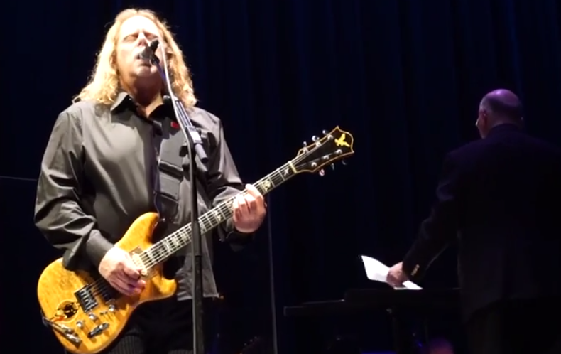 Setlist / Review / Video / Stream / Download: Jerry Garcia Symphonic Celebration featuring Warren Haynes @ Chicago Theater 5/20/14