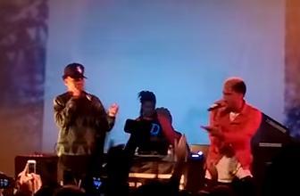 Setlist / Video: Vic Mensa wsg Chance The Rapper @ Metro 11/28/14