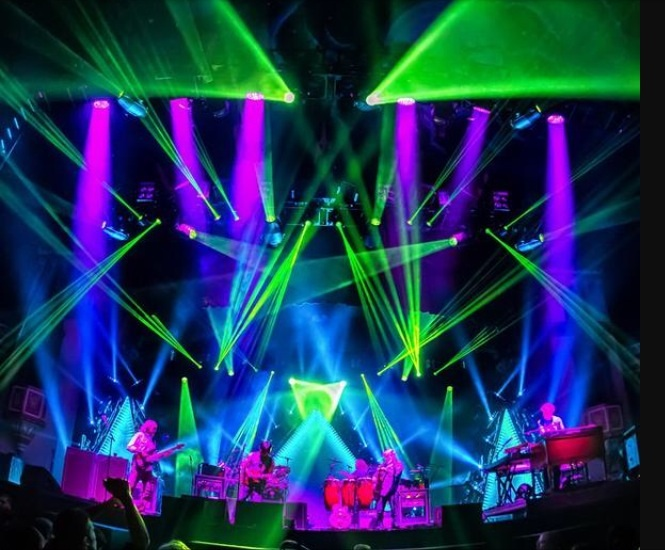 Setlist / Notes | String Cheese Incident @ Aragon Ballroom 1/29/15