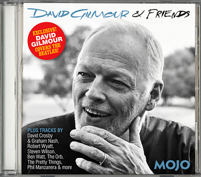 Listen To David Gilmour Cover The Beatles'