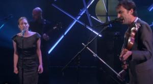 Watch Andrew Bird And Fiona Apple Perform On Ellen