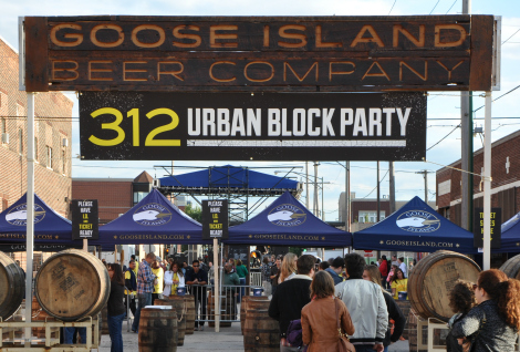 Goose Island 312 Block Party Announces Music Lineup