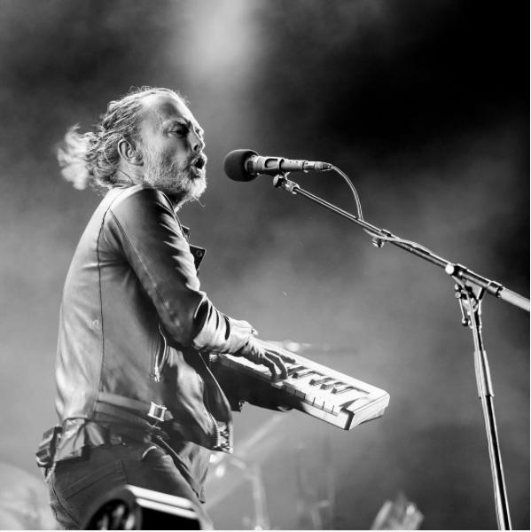 Setlist / Video | Radiohead @ Lollapalooza Chicago 7/29/16