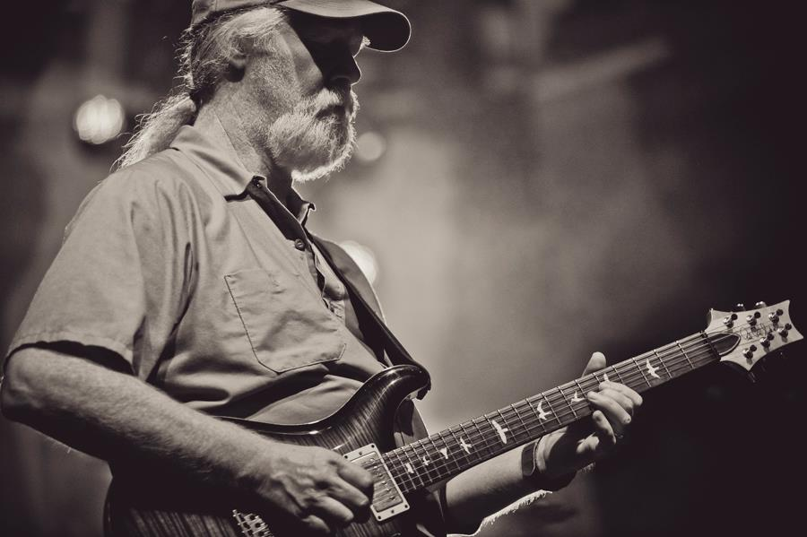 Celebrating Jimmy Herring and Ten Years With Widespread Panic