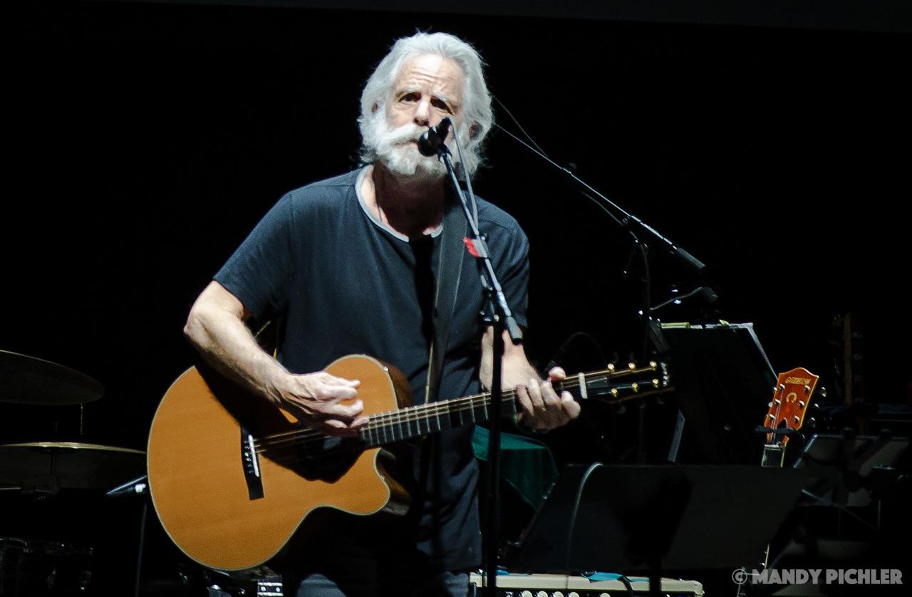 Review / Photos / Audio / Video | Bob Weir @ Chicago Theatre 10/20/16