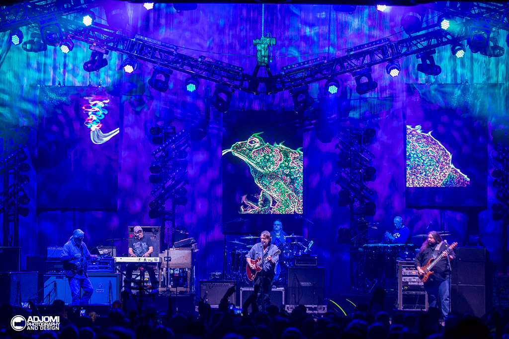 Widespread Panic & Milwaukee Allow Fans To Write Their Own Script