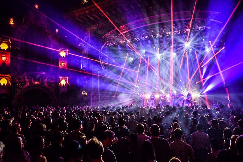 Greensky Bluegrass Pays Tribute To The Last Waltz @ State Theatre | Setlists / Audio 11/25 & 26, 2016