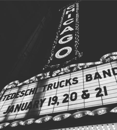 Setlist / Video | Tedeschi Trucks Band @ Chicago Theatre 1/21/17