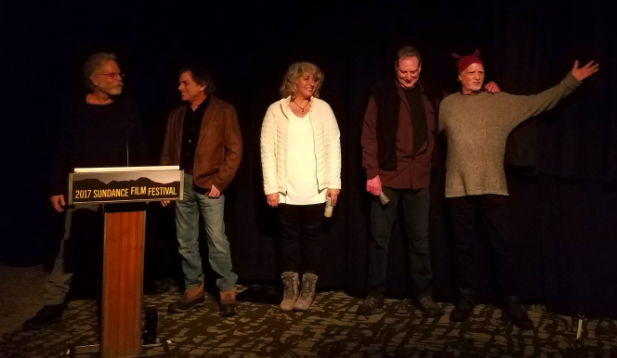 'Long Strange Trip' Premiered At Sundance And The Reviews Are In
