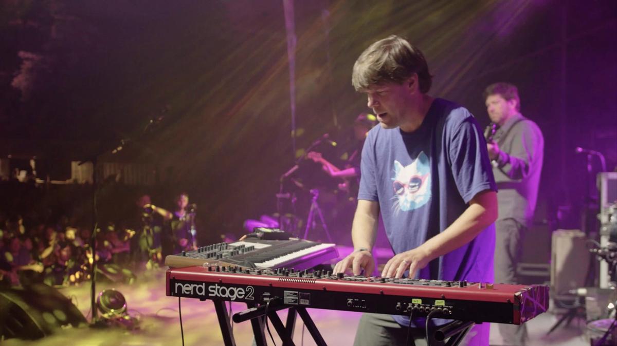 Video   moe. & Kyle Hollingsworth at Summer Camp Music Festival 2016
