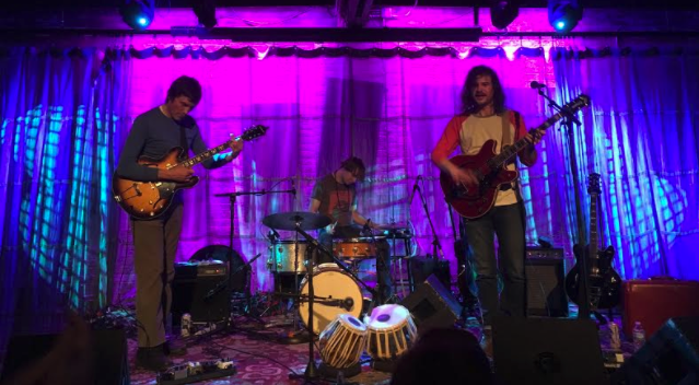 Review / Audio | Ryley Walker @ SPACE 2/1/17