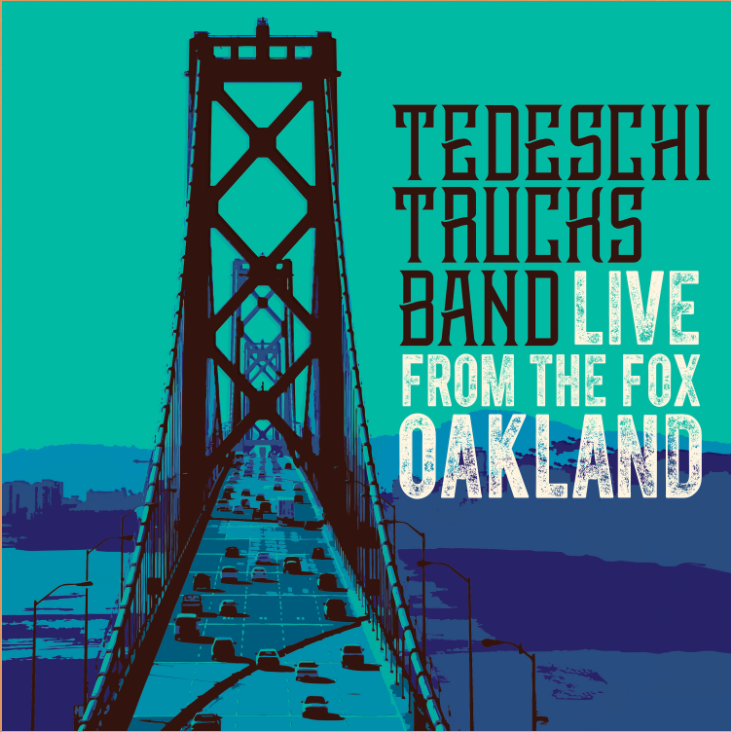 PREVIEW | Tedeschi Trucks Band Will Release 'Live From The Fox'