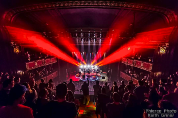 Just Teasin': Greensky Bluegrass & Fruition Join Forces @ The Vic [Setlists / Audio]