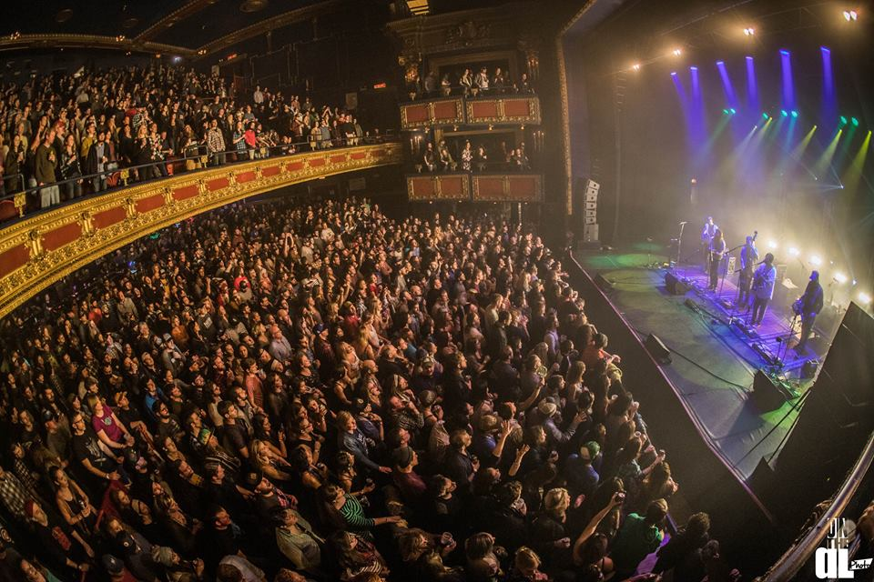Greensky Bluegrass Are Us   The Vic In Review