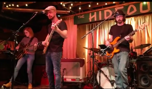 Setlist / Video | American Babies & Melk @ The Hideout - Dunn Dunn Fest 2/16/17