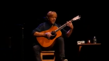 FULL SHOW AUDIO & VIDEO | Trey Anastasio Performs 8 Songs Acoustic For First Time In Northampton