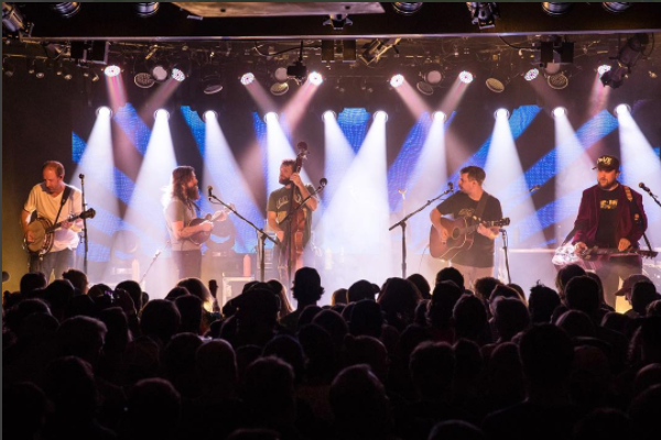 LISTEN | Greensky Bluegrass Performs Latest Album, Covers Set In Aspen