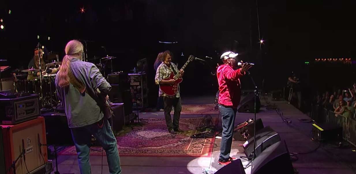 On TV | Jimmy Cliff Joins Widespread Panic For
