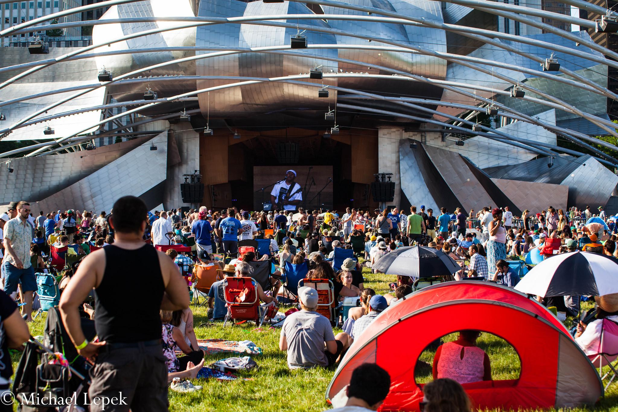 PHOTOS / RECAP   The 2017 Chicago Blues Festival