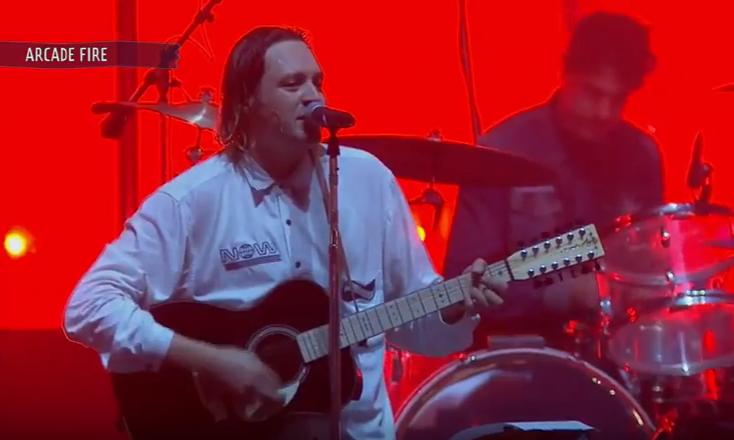 On TV | Arcade Fire's Full Set At Lollapalooza