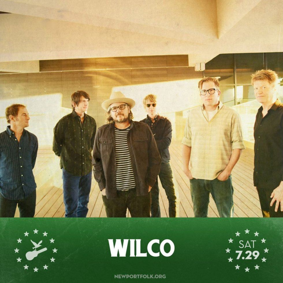 Newport Folk Festival | Stream Sets From Wilco, Fleet Foxes, Drive-By Truckers & More