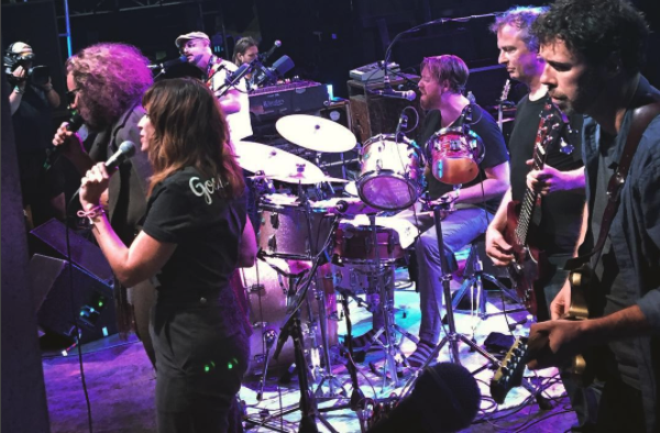 Jim James Joins JRAD For Jane's Addiction Cover and More at Lockn'