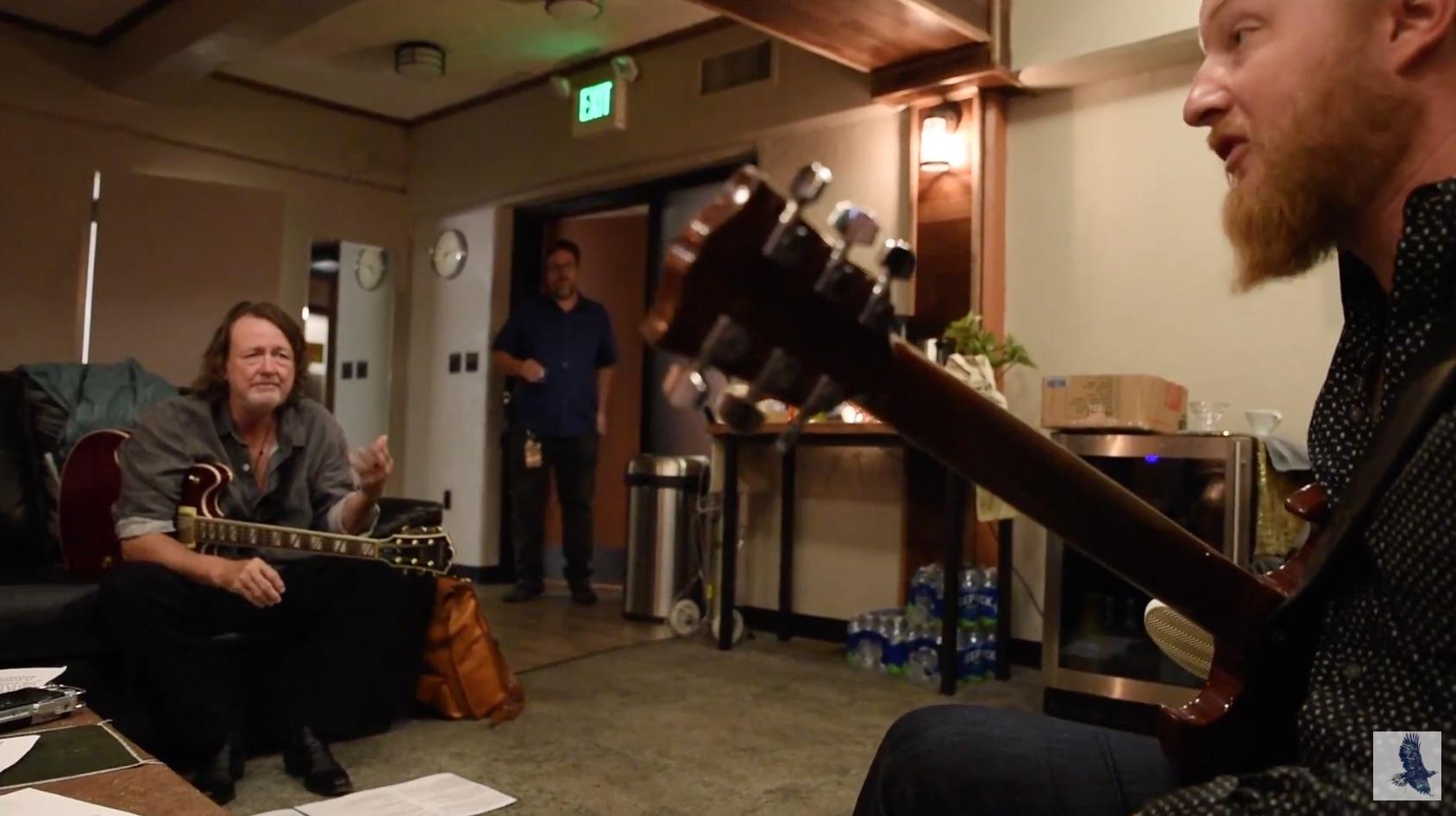 On TV | John Bell & Tedeschi Trucks Band Rehearse 'Dark End Of The Street'