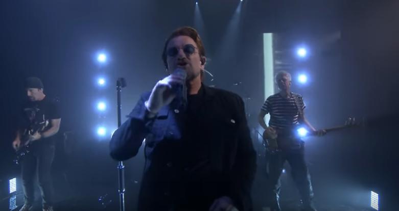 Late Night Roundup   The National, U2, Pete Townshend, Gary Clark Jr. & More