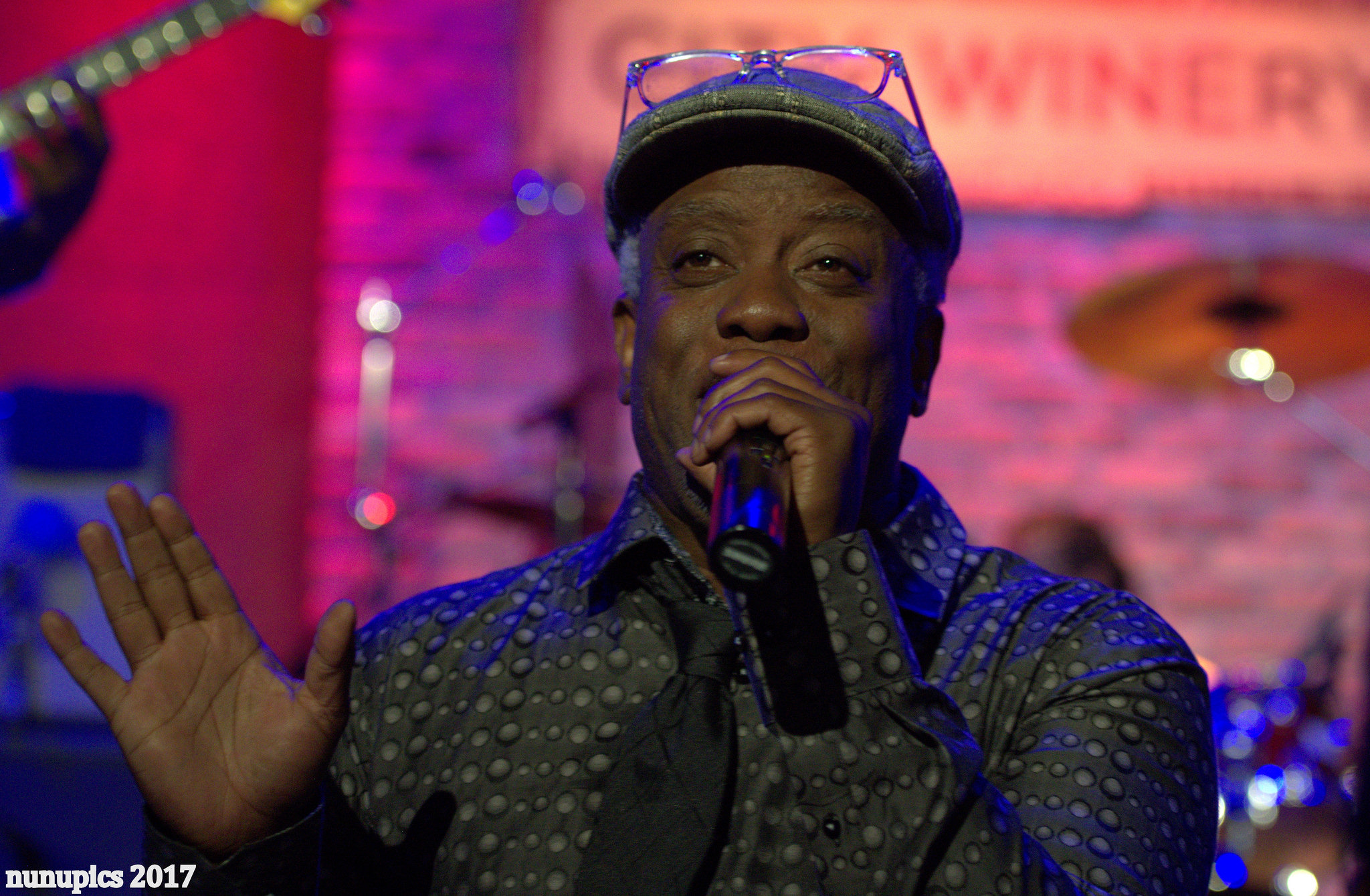 Photos & Video   Living Colour @ City Winery 9/3/17