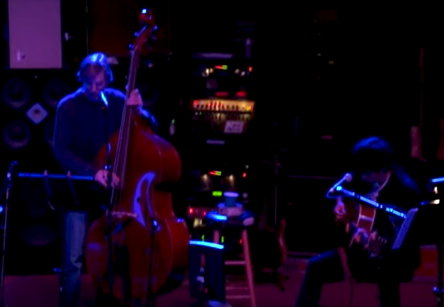 Throwback | Phil Lesh Plays Stand-up Bass [Video / Audio]