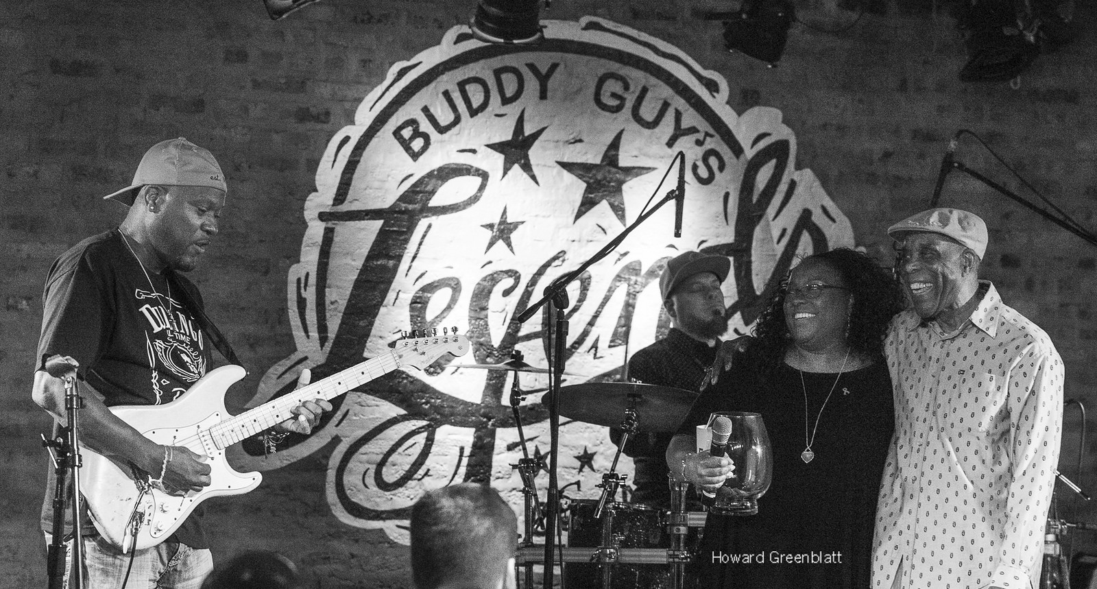 Photo Gallery   Sons & Daughters Of The Blues @ Buddy Guy's Legends