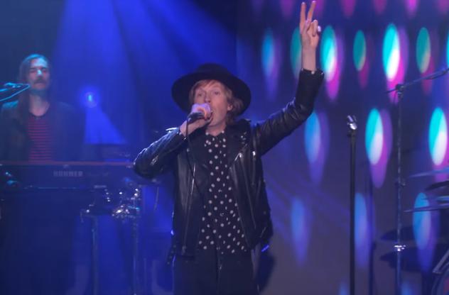 Late Night Roundup   LCD Soundsystem, Beck, Billy Corgan & More
