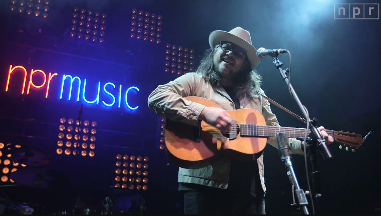 On TV | Jeff Tweedy's NPR Set Featuring A New Song