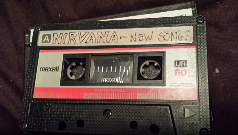 Hear Rare Nirvana Demo Tapes That Recently Surfaced