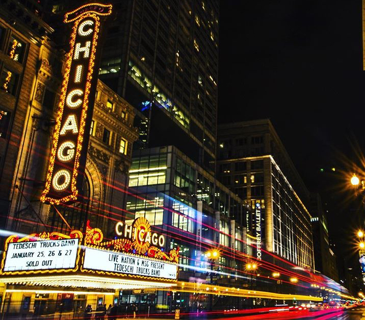 Setlist / Audio | Tedeschi Trucks Band @ Chicago Theatre 1/27/17