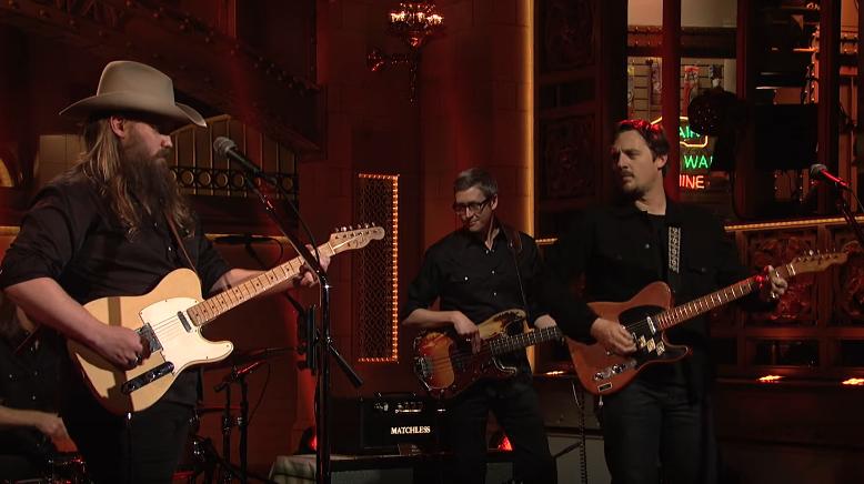 Late Night Roundup   Chris Stapleton, Ty Segall, The Avett Brothers & More