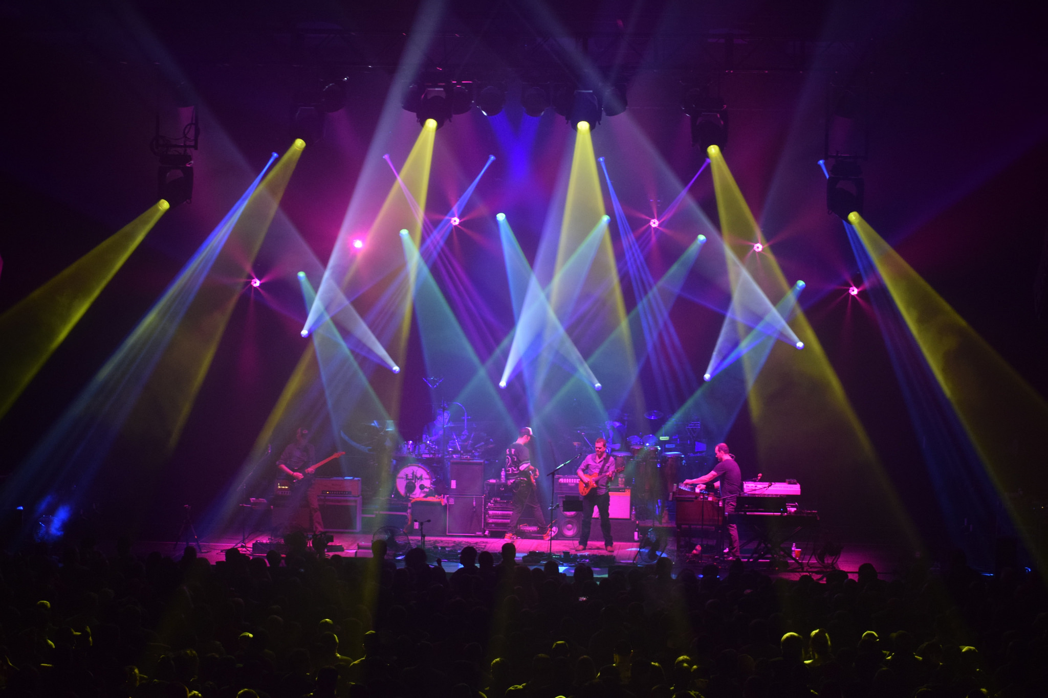Umphrey's McGee & Marcus King Band Go Big In Kalamazoo