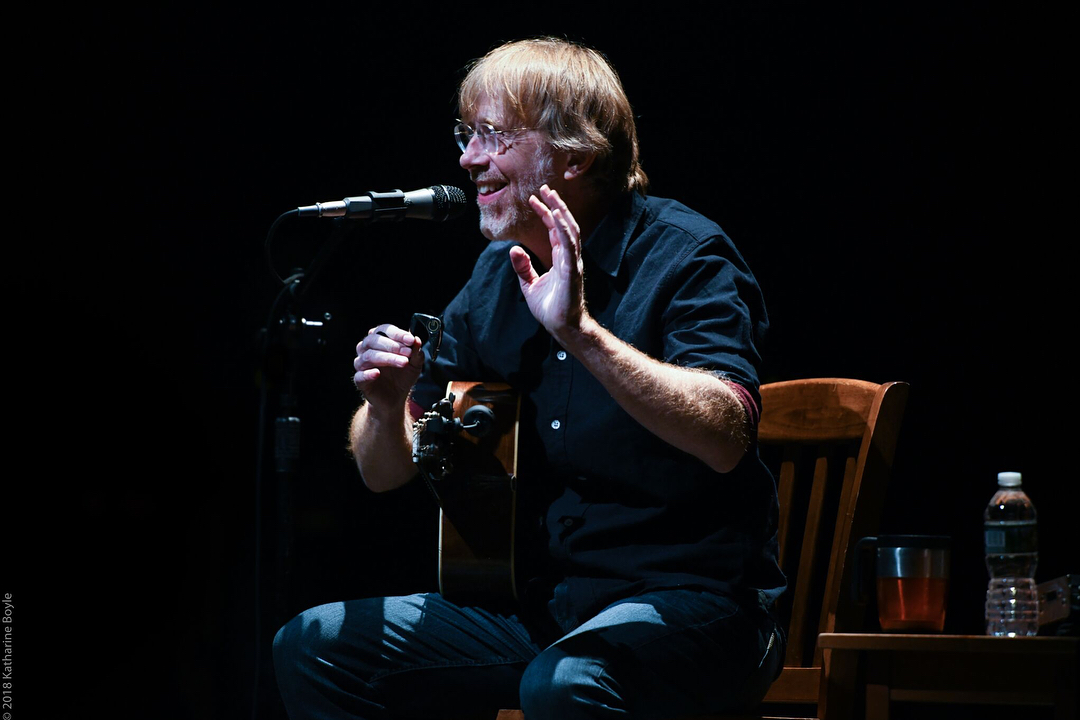 Trey Anastasio Returns To The Solo Acoustic Stage In Morristown, NJ