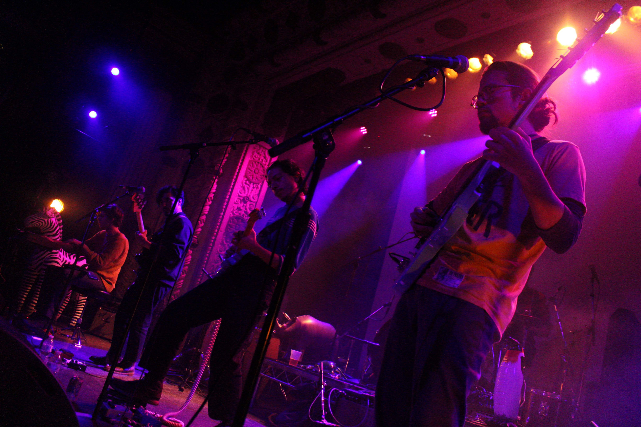 Review & Photos   Post Animal @ Metro 12/15/18