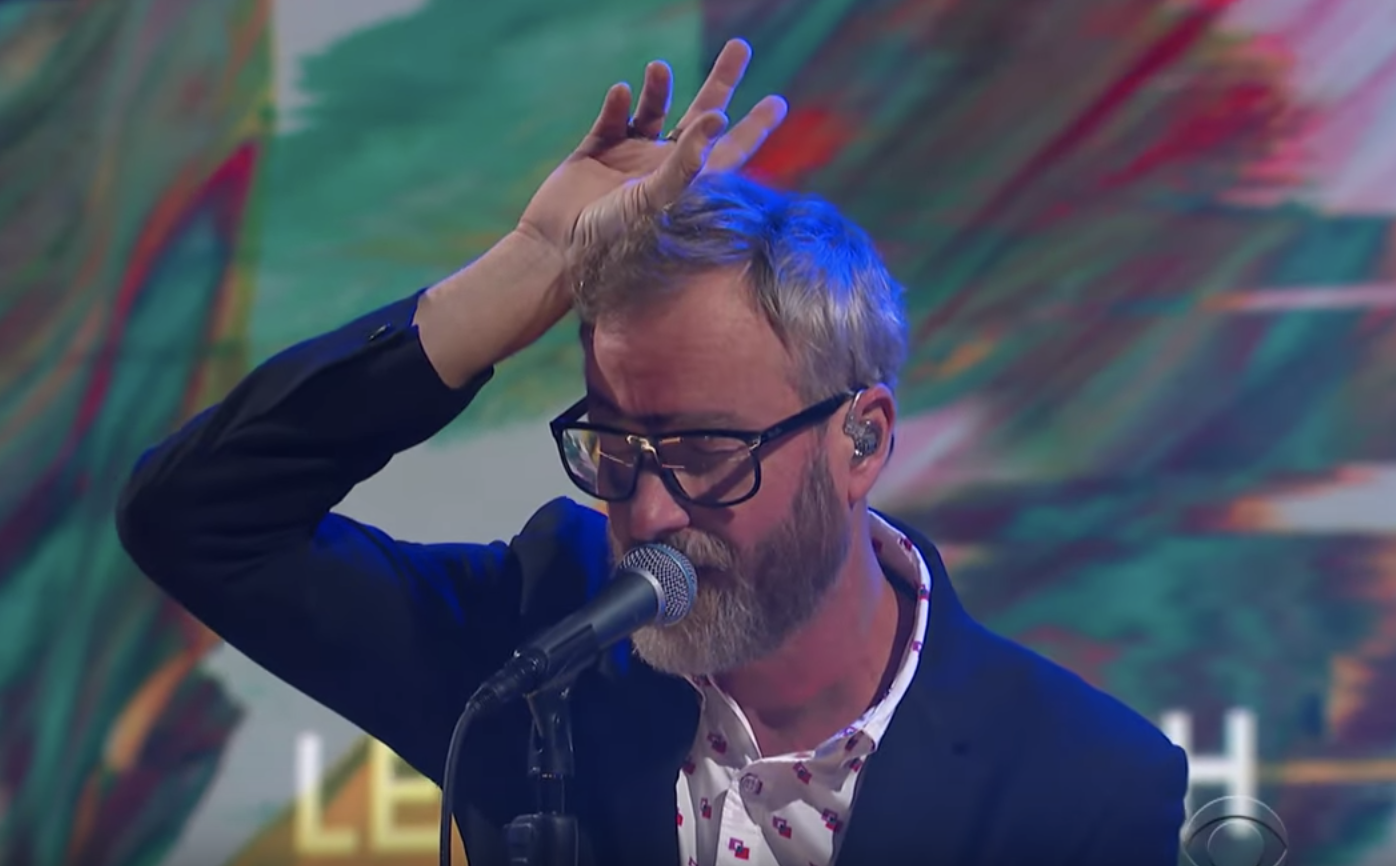 Late Night Roundup | The National, Vampire Weekend, Bruce Hornsby & More