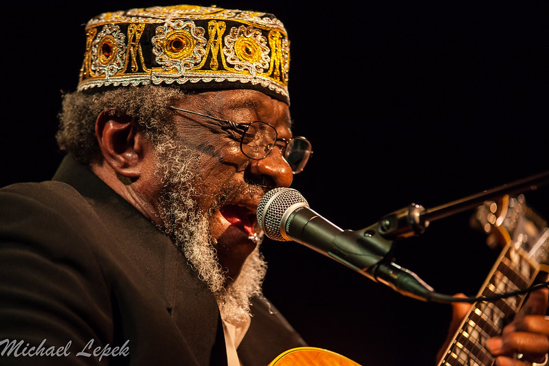 PHOTOS / RECAP / VIDEO | James 'Blood' Ulmer @ Promontory